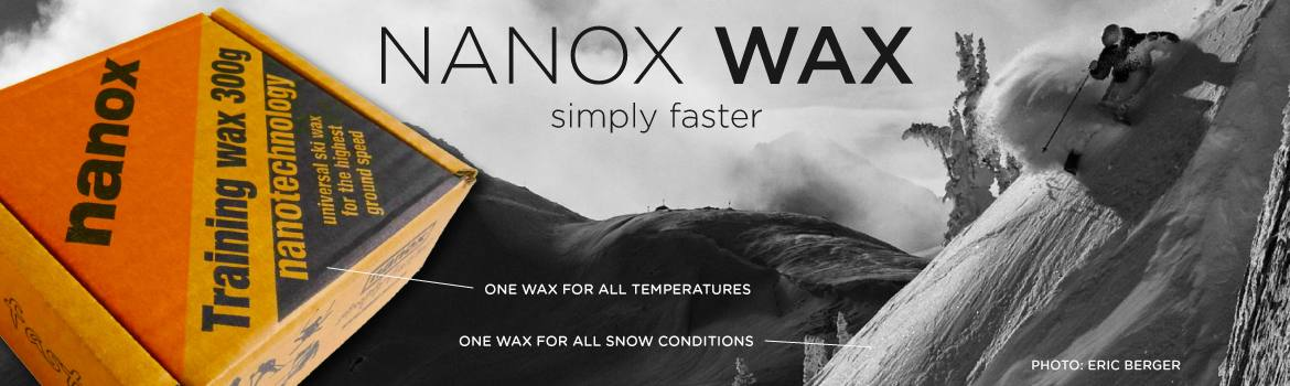 Nanox Racing Wax for all conditions