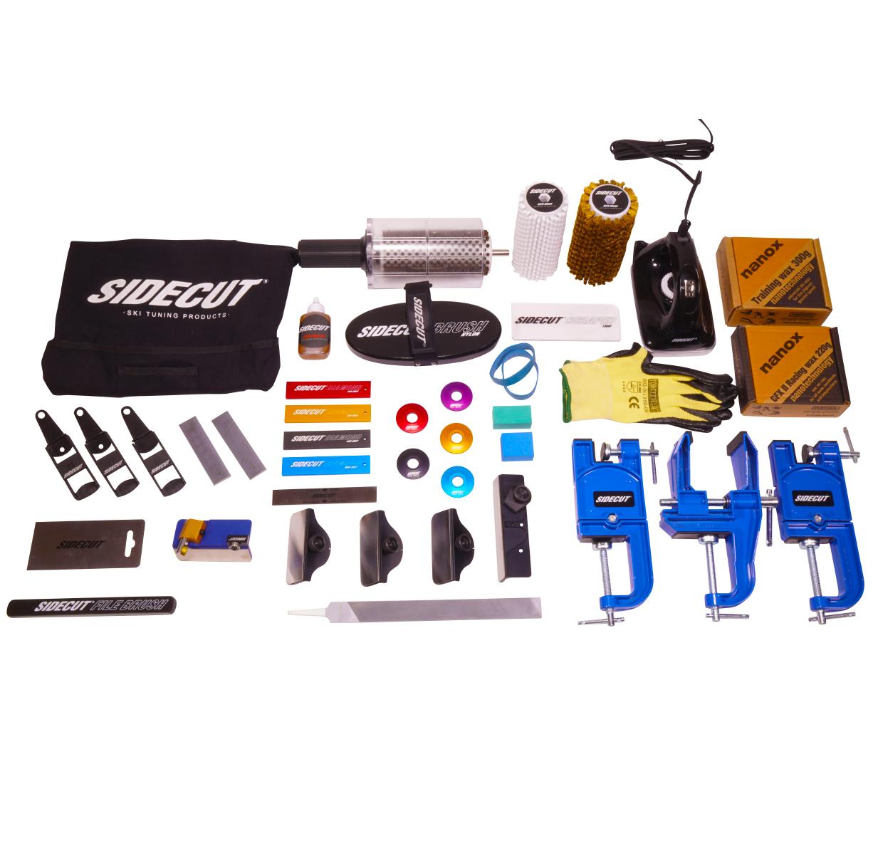 0db1bbbea24c Professional Tuning kit - Ski   Snowboard - SIDECUT